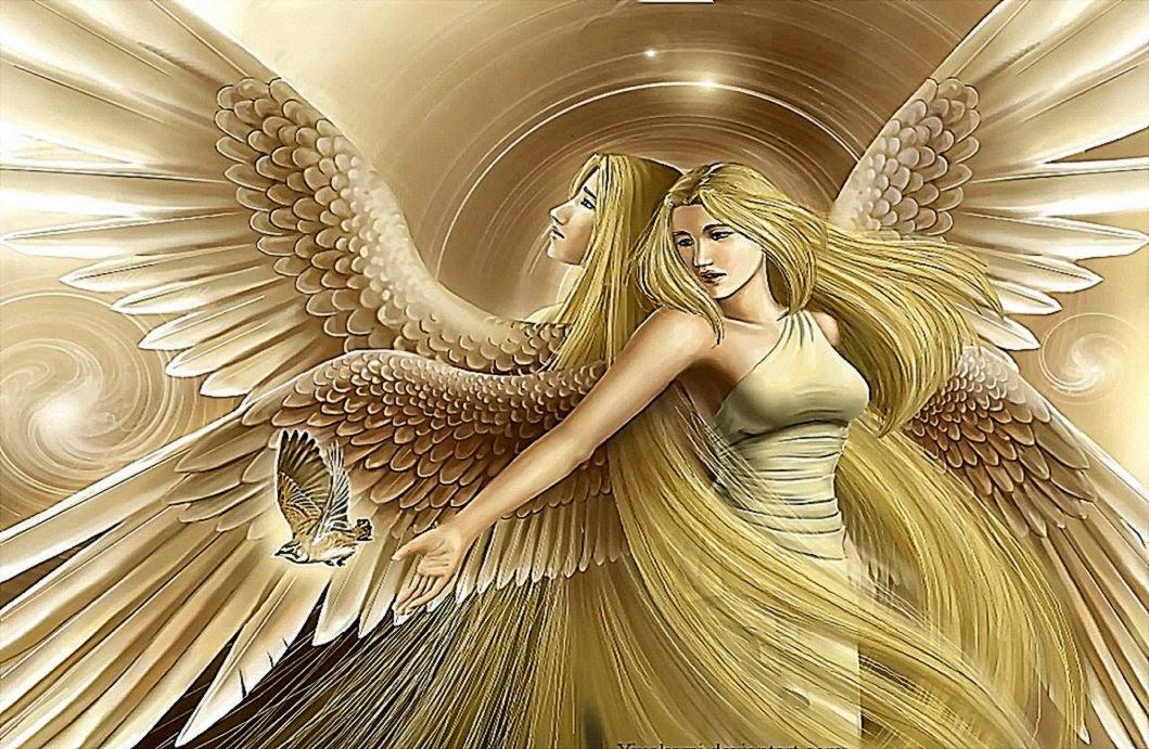 Angels Wallpapers For Desktop 3d: Best Free HD Wallpaper