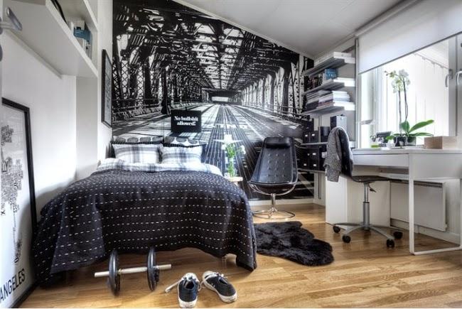 Tapezieren Ideen Jugendzimmer U2013 Marikana, Haus Raumgestaltung