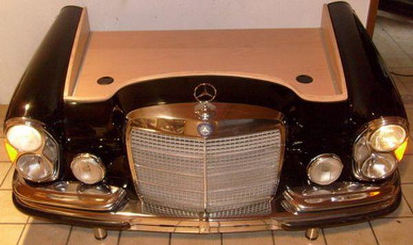Парта Mercedes