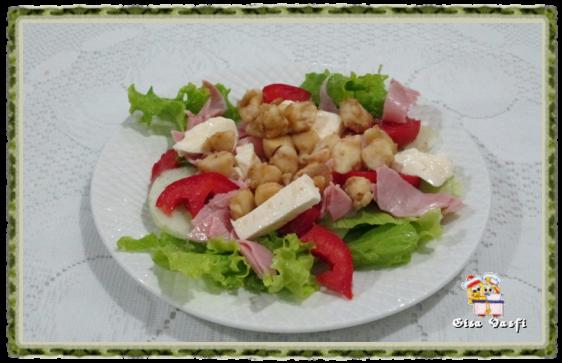 Salada com caroço de jaca 4