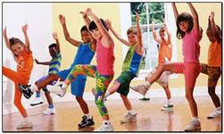 Физическая активность детей