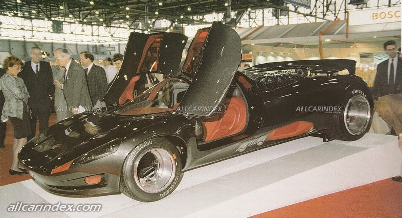 Jaguar F Type Coupe >> Sbarro - Osmos