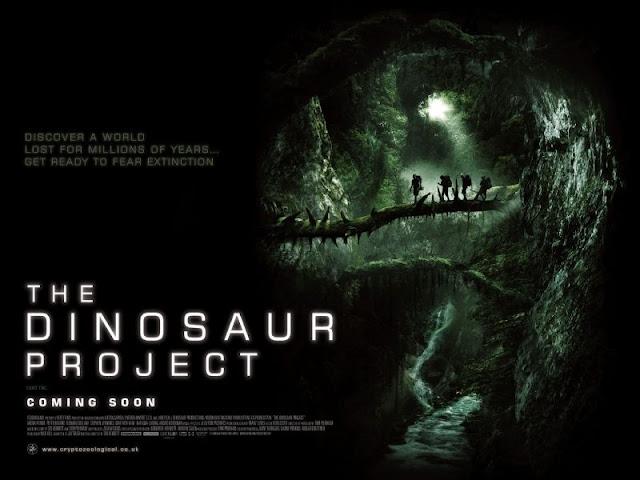 Xem Phim Dự Án Khủng Long - The Dinosaur Project - PhimVang.com