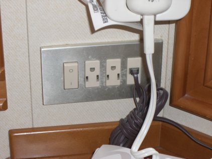 Island Princess Electrical Outlets Cruise Critic Message