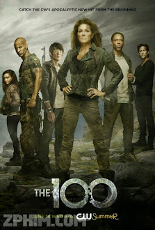 100 Tù Binh 2 - The 100 Season 2 (2014) Poster