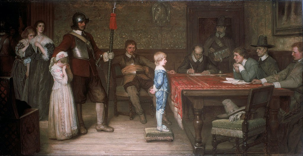 William Frederick Yeames - And when did you last see your father - Google Art Project
