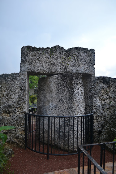 Коралловый замок, Флорида (Coral Castle, Florida)