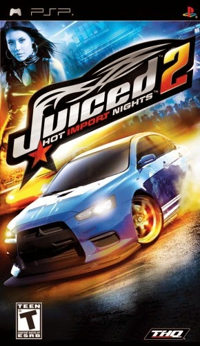 Juiced 2: Hot Import Nights PSP