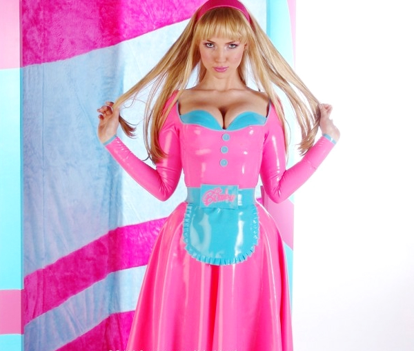 Barbie is Out of the Box 6