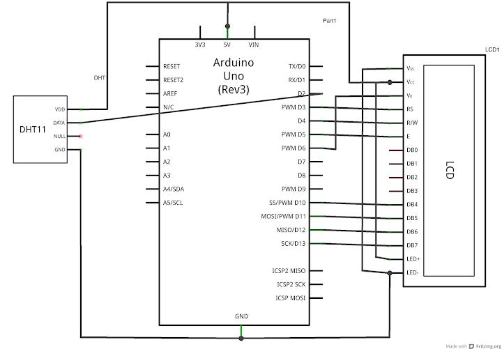 电路连接图