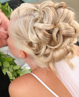 Bridal Party Hairstyles - Wedding Hairstyle Ideas