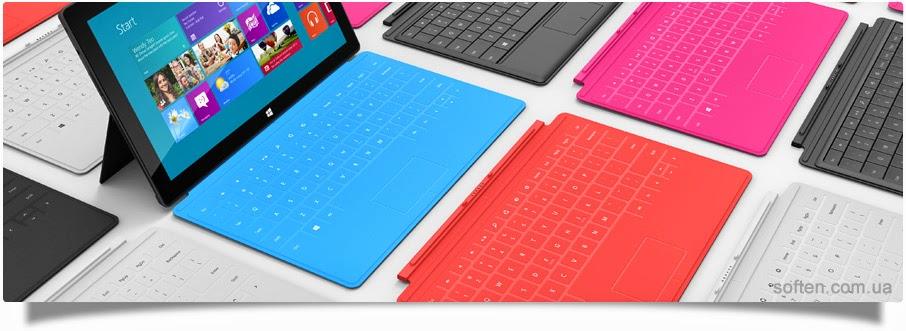 Прототипы, изготовленные при помощи 3D-принтера, помогли Microsoft сформировать концепцию планшета Surface