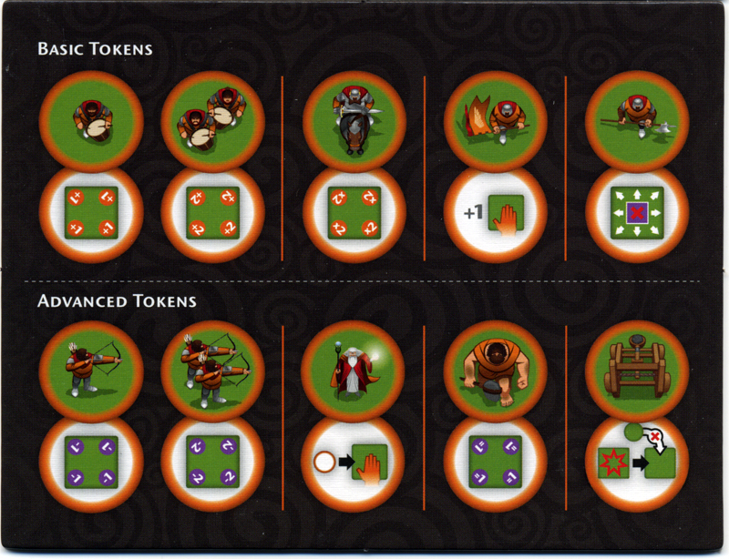 Battl Khaos boardgame