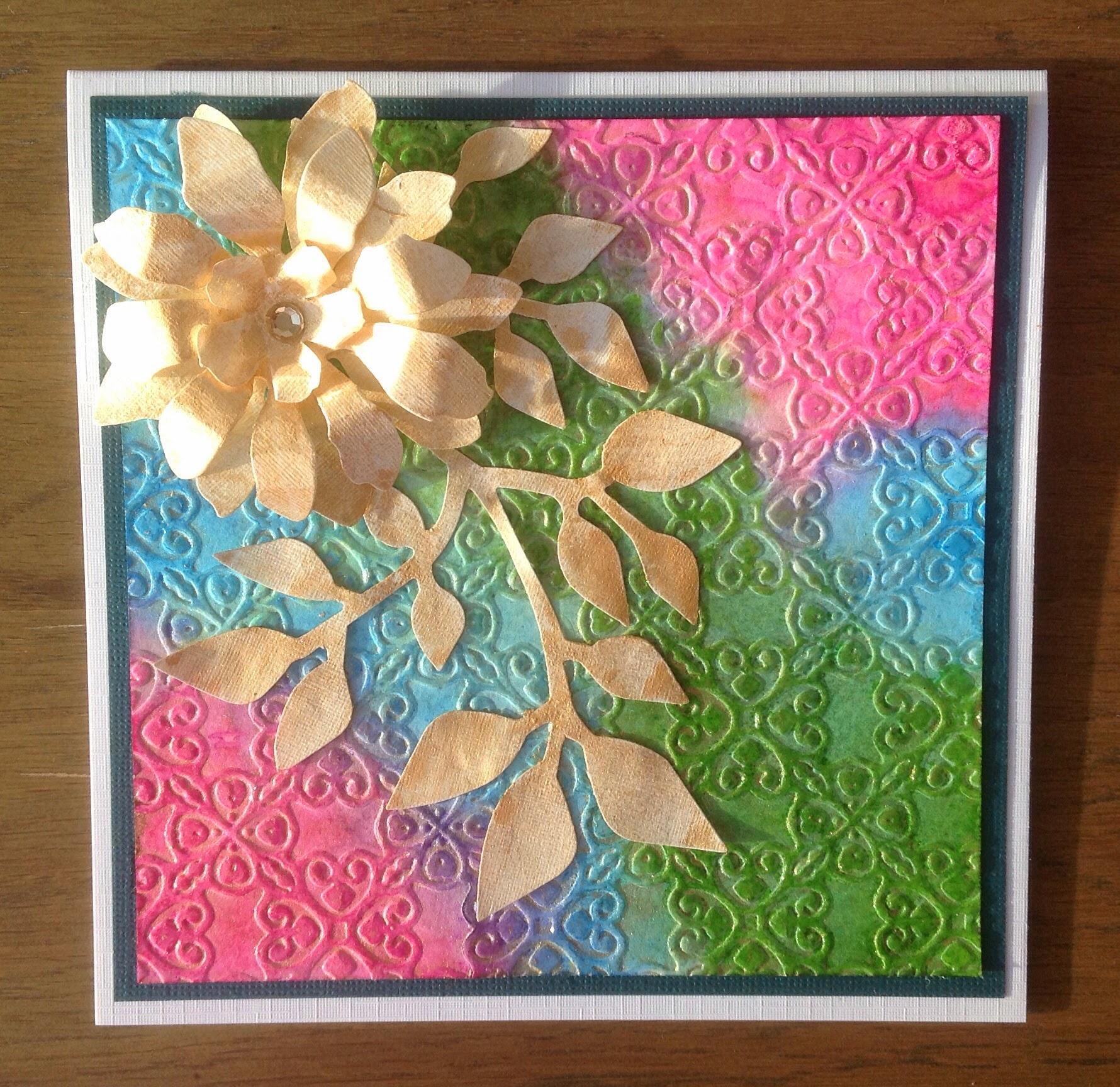 Zoeblingcards: Sheena Douglass - Create and Craft Shows
