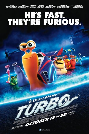 Picture Poster Wallpapers Turbo (2013) Full Movies