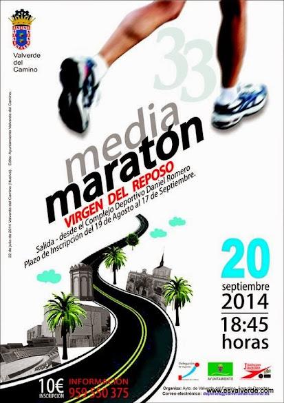 Media Maratón 2014