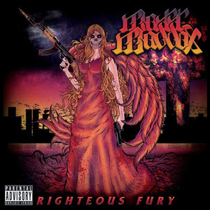 Matt Maddox - Righteous Fury