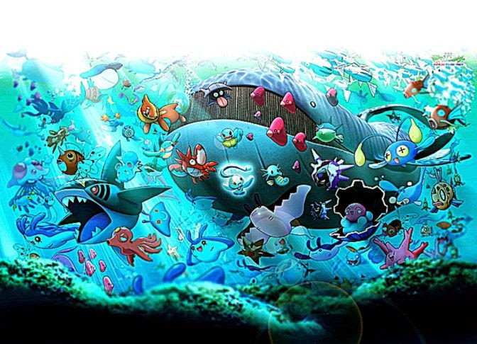 Water Pokemon Wallpaper | Cool HD Wallpapers
