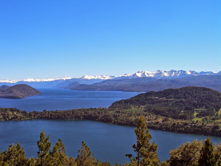 Panorámica desde Cerro Campanario