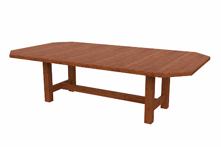 Groveland Conference Table in Itasca Maple