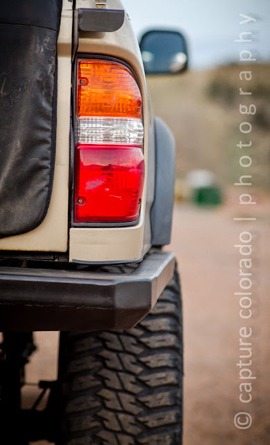 96-04 First Gen Tacoma high clearance rear bumper ...