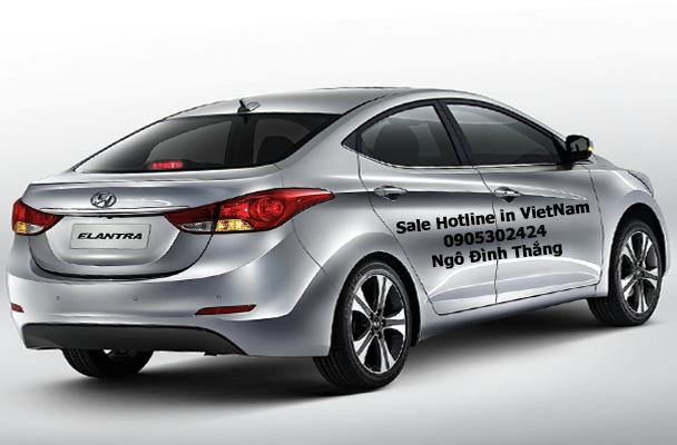 Hyundai Elantra 1.6L 6MT