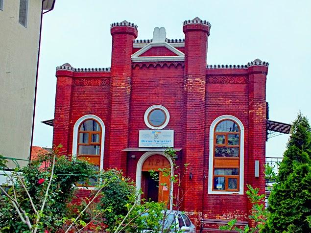 sinagoga drobeta turnu severin