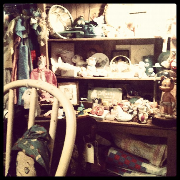 one of our favorite antique shops