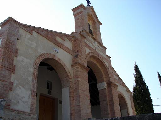 sendersimo barranc de l'Encantà: Ermita del Santo Cristo