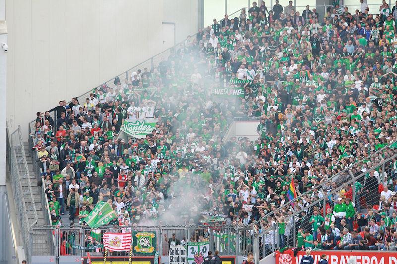 Werder Bremen 140811_471