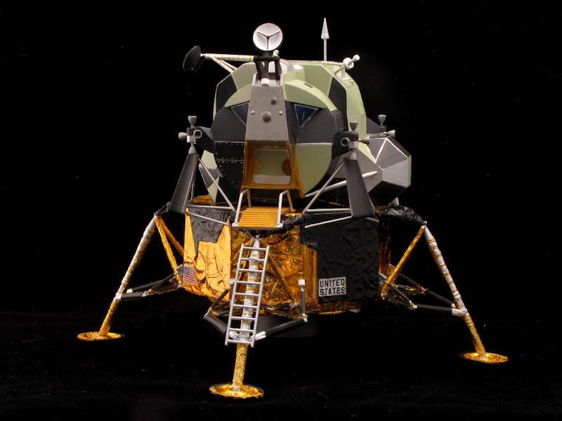Revell/Monogram 1/48 First Lunar Landing
