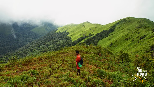 Monsoon Trek to Thadiyendamol, Coorg