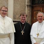 Priesterweihe - Diözese Innsbruck - Agape Domplatz - 23.06.2013