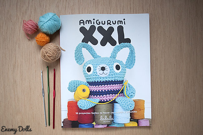 Amigurumi xll libro lalatoys opinion