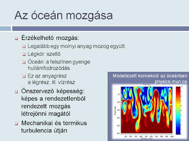 Óceánok mozgása
