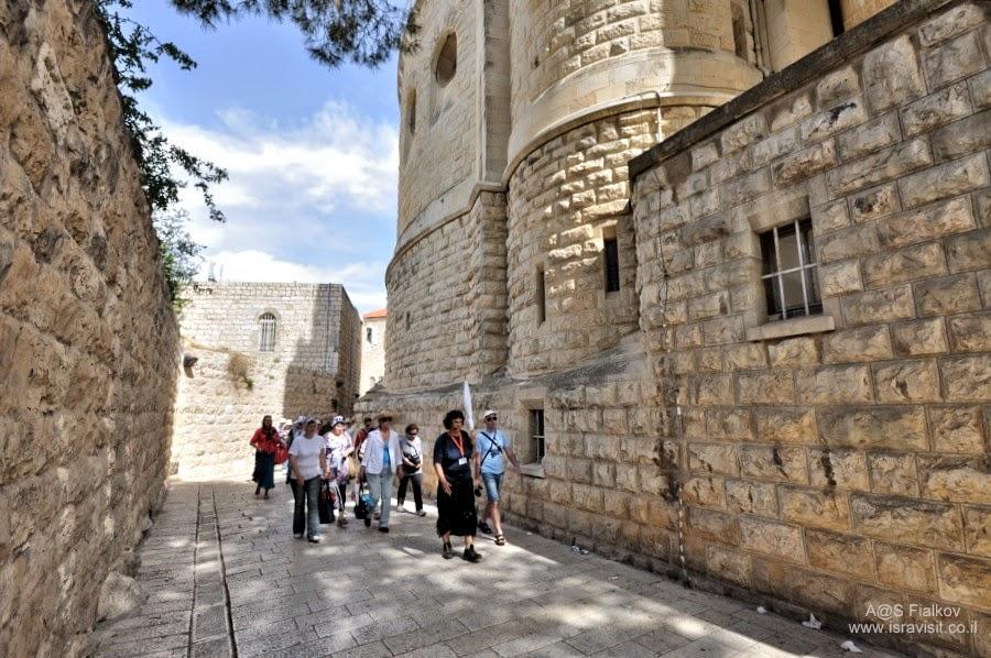 Экскурсия в Иерусалиме. Гид в Иерусалиме Светлана Фиалкова.