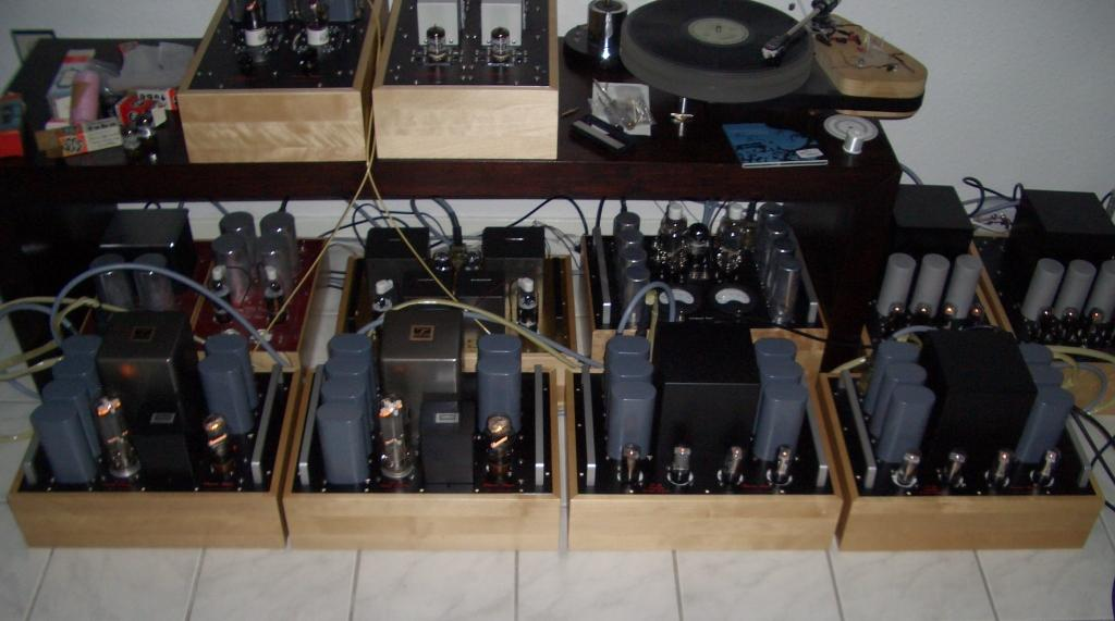 VinylSavor: Making of a 211 Amplifier, Part 1: Planning
