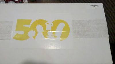 Sealed with the 500th Epsiode logo