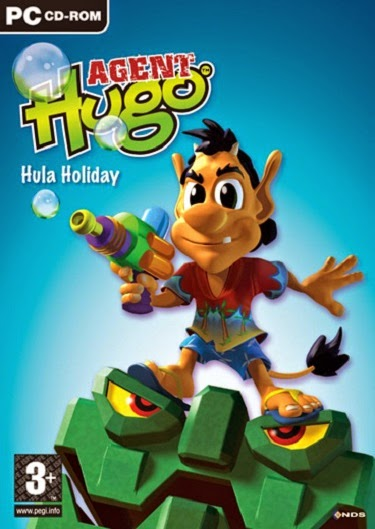 Agent Hugo Hula Holiday Full