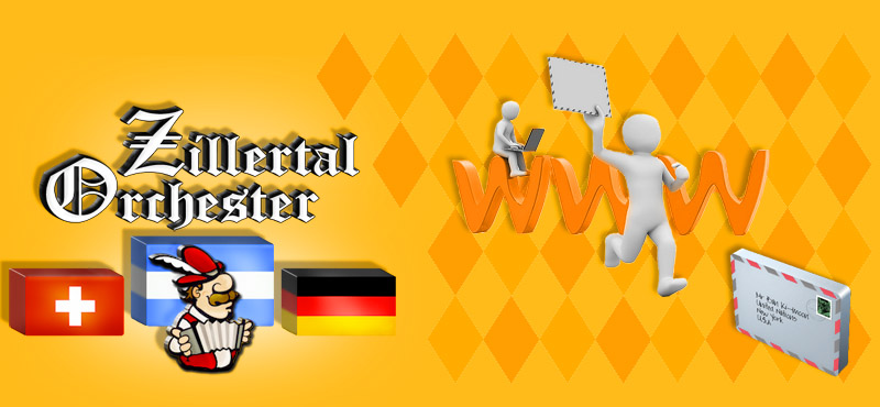 Zillertal Orchester - Contacto