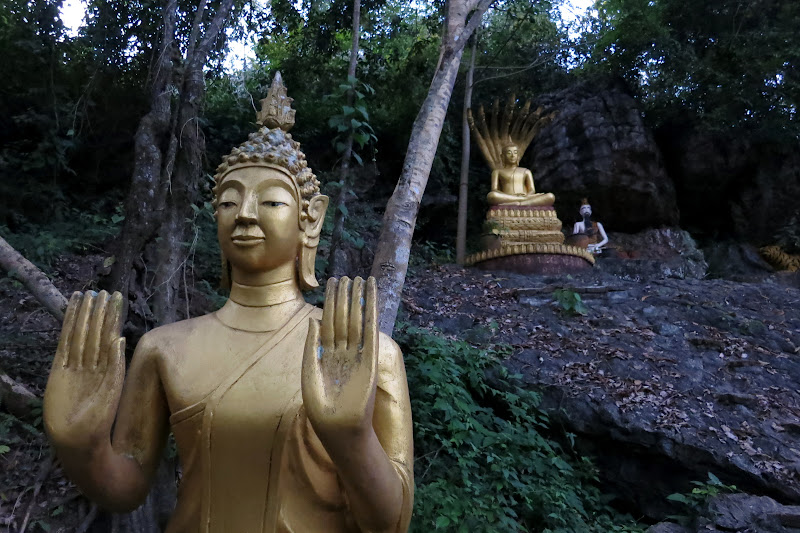 Buddha at Phousi