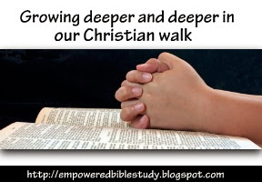 Empowered Bible Study Ministries: Ways to Love God: