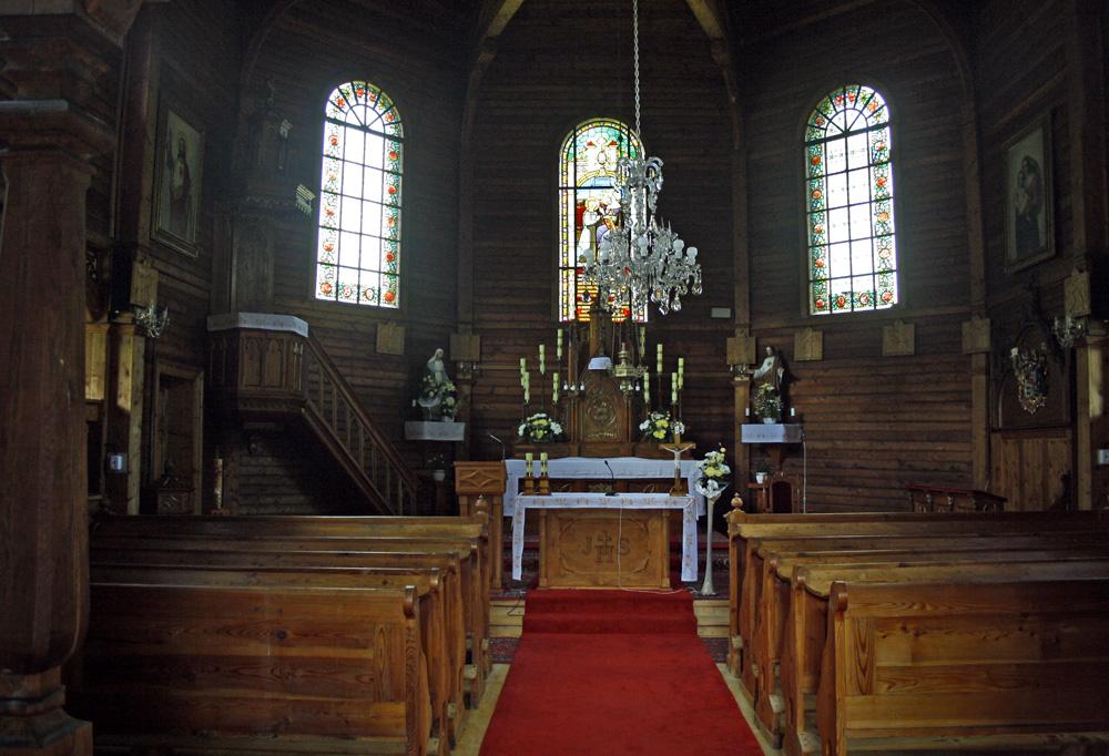 Kościółek św. Anny w Jaworzynie Spiskiej
