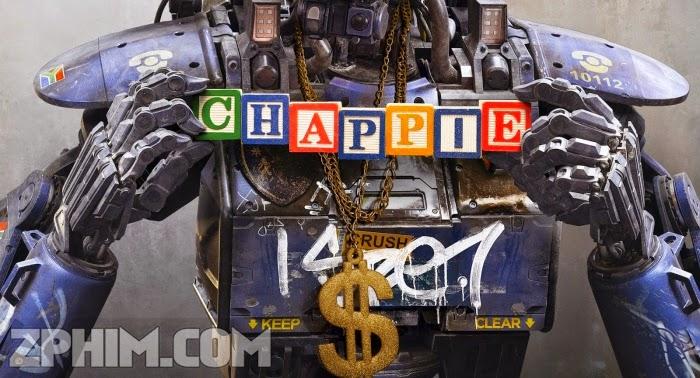 Ảnh trong phim Chappie - Full HD 1