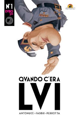 Il primo numero di Qvando c'era LVI