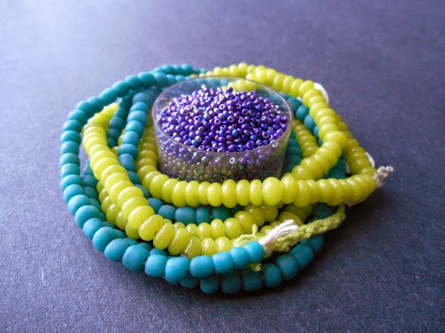 Reef Bead Color Idea