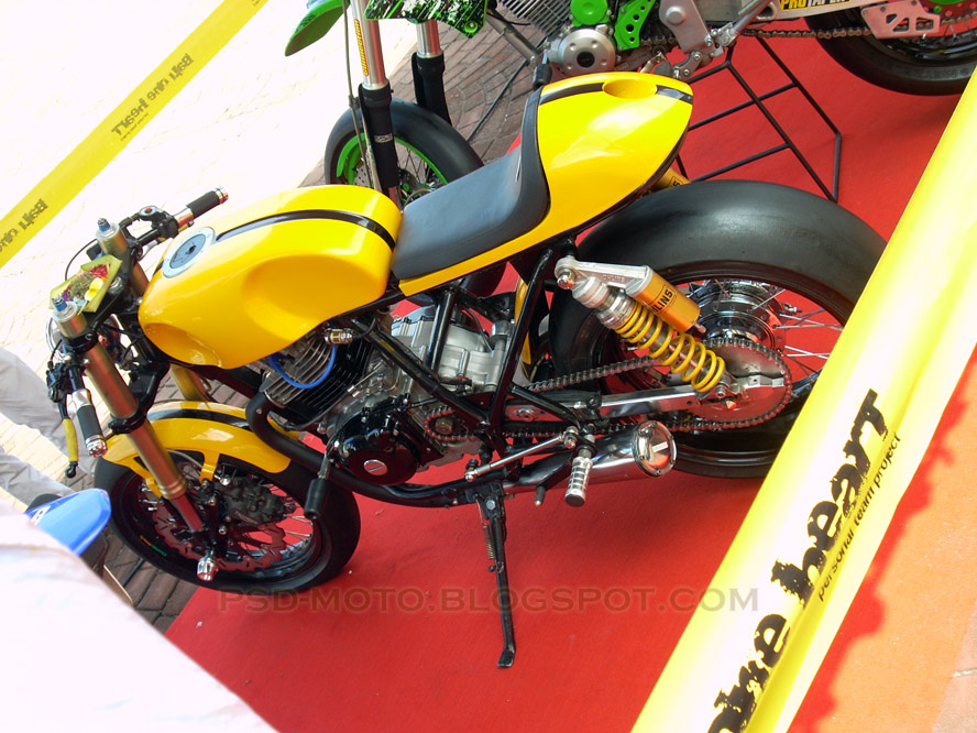 psd-moto: GN250 Cafe Racer
