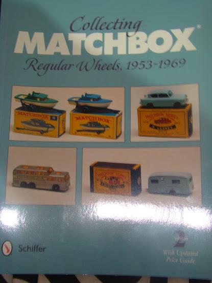 Libro Matchbox Regular Wheels DSC05633