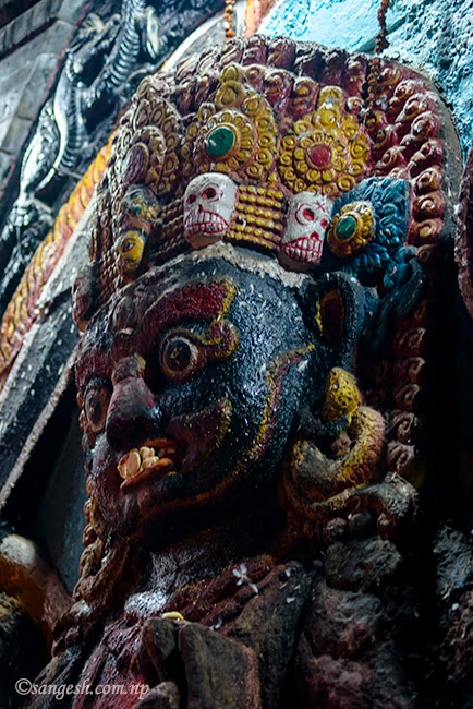 Kaal Bhairab - Beauty of the Beast