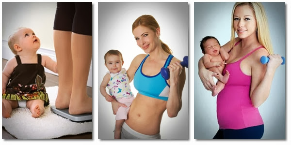 Best and fastest way to lose weight after having a baby